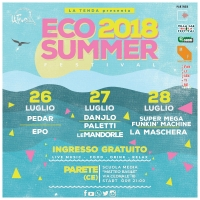Eco Summer Festival 2018 a Parete in provincia di Caserta torna con tanti nomi della musica indie e funkie