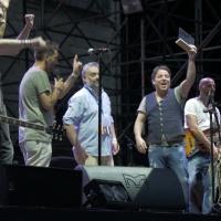 """La grinta esplosiva dei Predarubia sul palco del Pistoia Blues. La band lucchese premiata anche come miglior video indipendente per """"One day"""""""