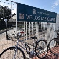 Velostazione da 60 posti nella stazione di Cesate
