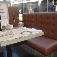 I ristoranti Granaio scelgono cuscini innovativi realizzati con il nuovo poliuretano DryFlex® di Pelma per aumentare il comfort dei dehors
