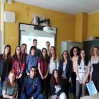 Gli studenti del Liceo G. Galilei di Borgomanero impegnati nel progetto PON di alternanza scuola-lavoro
