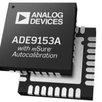 IC con auto-calibrazione per la misura dell'energia di Analog Devices semplifica l'implementazione embedded della misura dei consumi