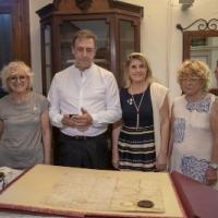 Engarda Giordani Presidente del Rotary Club Orta San Giulio