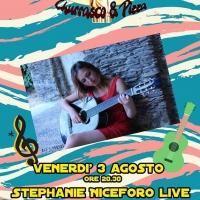 Il Rodizio del Pian dei Grilli: agosto si apre con la musica live di Stephanie Niceforo e il Cabaret di Andrea Bottesini
