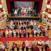 La Compagnia Nazionale di Danza Storica di Nino Graziano Luca, incontra la Grande Opera sabato 11 agosto allo Sferisterio di Macerata