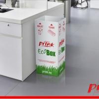 Smaltimento Cartucce: Prink ECOBox, se ci guadagna l'ambiente, ci guadagni tu