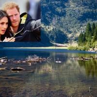 Harry e Meghan conquistati delle Alpi Trentine