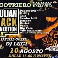 Apulian Black Connection: venerdì 10 agosto ci sarà la terza edizione con DJ LUGI al Cotriero (Lido Pizzo)