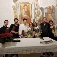 Enrico Nadai, Loredana Zanchetta e i solisti della Piccola Orchestra Veneta alla Notte Bianca del Gusto (7 luglio 2018)