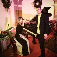 """Elisa Nadai presenta """"Moda sotto le stelle"""", al ristorante """"Terrazza Mare"""" (Ve), con ospite il cantante Enrico Nadai"""