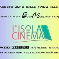 Il 26 agosto, All'isola del Cinema di Roma, si terrà la presentazione delle novità catalogo Edizioni Escamontage