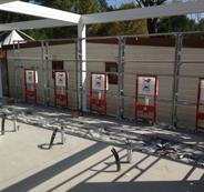 TECE conquista Camping Village La Gardiola e realizza tutti i nuovi blocchi bagno in una sola settimana