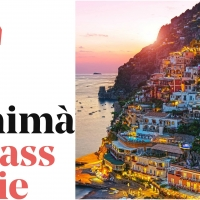 Gli Ori di Napoli a cena nella splendida cornice di Positano il 5 settembre da Ohimà Brasserie