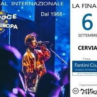Una Voce per l'Europa: la finale giovedì a Cervia