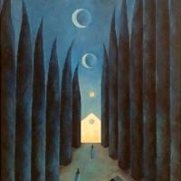 La pittura di Graziano Ciacchini tra mondo reale e mondo ideale