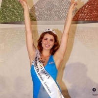 Fiorenza D'antonio, unica speranza della Campania a Miss Italia