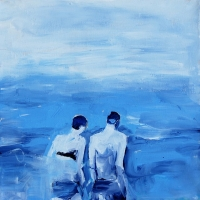The Swimmers, Alketa Bercaj Delishaj