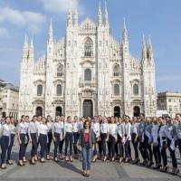 Giunte a Milano le 33 concorrenti a Miss Italia