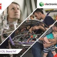 RS Components a Electronica 2018: focus su innovazione e ispirazione