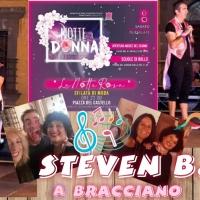 Steven B. ospite a Bracciano