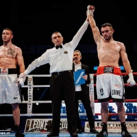 BOXE NIGHT A PRATO