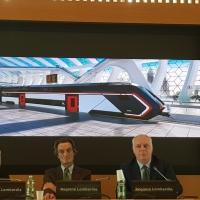 Nuovi treni Alta Capacità, FNM e Hitachi Rail Italy firmano Accordo Quadro