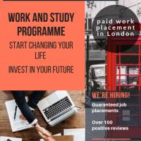 Programma studio-lavoro a Londra