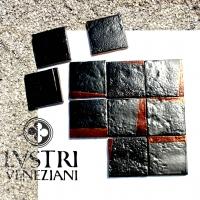 Nuova finitura per la linea di piastrelle Variety Lustri Veneziani