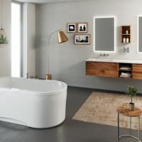 Grandform presenta la nuova vasca Ovvio Minimal