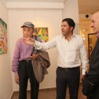 Successo meritato per il Maestro Mario Mattei alla Milano Art Gallery