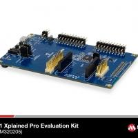 RS Components inserisce a catalogo microcontrollori e kit di sviluppo Microchip per applicazioni IoT e touch-control