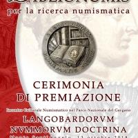"PREMIO ""BIBLIONUMIS"" PER LA RICERCA NUMISMATICA"
