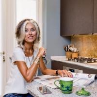 Paola Marella sceglie Lops Arredi per la sua nuova cucina