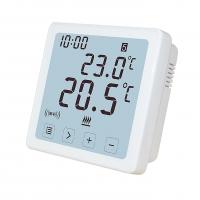 Risparmiare energia e gestire la temperatura dallo smartphone: niente di più semplice con il nuovo cronotermostato WIFI di Avidsen