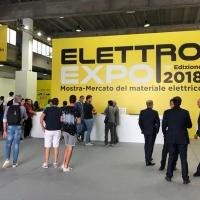 Pubblimarket2 al fianco di Marchiol per la realizzazione della fiera Elettroexpo 2018