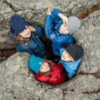"""A scuola nella natura: Fjällräven collabora con il progetto d'infanzia """"I Ur och Skur"""""""