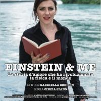 EINSTEIN & ME alla sala Umberto il 23 settembre