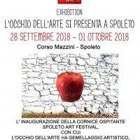 L'Occhio dell'Arte si presenta a Spoleto