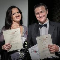 Premio Ritratti di Territorio per il canto lirico al soprano Olga De Maio ed al tenore Luca Lupoli