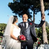 Matrimonio a Villa Marta (Villa ricevimenti Roma)