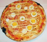 I campioni della pizza campana  onorano la pizza di Rossini