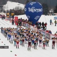 DALLA FIEMME ROLLERSKI CUP AL TOUR DE SKI. FINAL CLIMB TEATRO DELLE FATICHE DEI CAMPIONI
