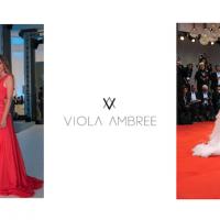 """Viola Ambree: un'estate da protagonista! Dopo il successo alla sfilata """"Next Trend"""" a Roma, un Red Carpet da star alla 75° Mostra del Cinema di Venezia"""