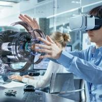 Questo visualizzatore di Realtà Virtuale porta il progetto ad un livello superiore
