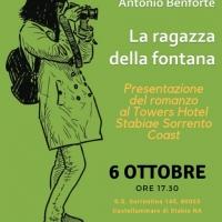 La ragazza della fontana al  Towers Hotel Stabiae Sorrento Coast sabato 6 ottobre alle 17.30