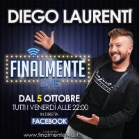 """Conferenza stampa di presentazione di  """"Finalmente Live!"""", il primo web-talk show italiano condotto da Diego Laurenti"""