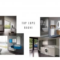 Collezione Top Lops a marchio Lops: I bagni componibili