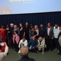 """-Caserta: Positiva accoglienza del film """"Insieme per Amore"""" di Nando De Maio presentato al Multicinema Duel. (Scritto da Antonio Castaldo)"""