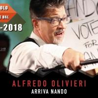 """Torna Alfredo Olivieri con """"Arriva Nando"""", singolo che anticipa l'uscita del nuovo album """"Made in China"""". Ad accompagnare il ritorno in scena del cantautore bolognese, una grande produzione video: un Musical in 3 Videocl"""