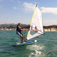 Kingii e Corri sull'acqua al Windfestival di Diano Marina